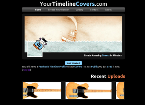YourTimelineCovers.com Make Creative Covers for your Facebook Profile
