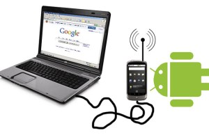 4G Tethering and android devices, satellite services