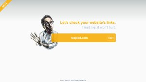 Check your Websites backlinks : internal backlink & External Backlinks