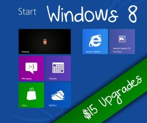 upgrade to windows 8 from windows 7 genuine for just 15$