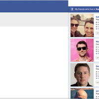 Facebook introduces its new search engine graph search