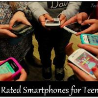 Top 5 Smartphones for Teenagers
