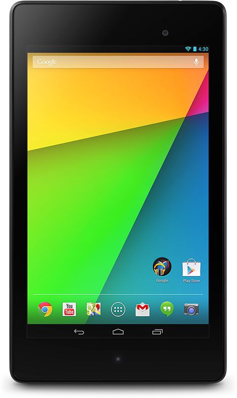 New Nexus 7 Tablet