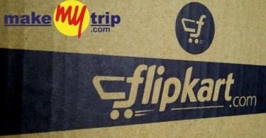 Flipkart-MakeMyTrip