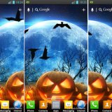Free Halloween Android Live Wallpapers