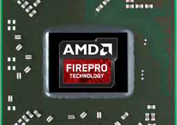 AMD FirePro Mobile Graphics Chip PR