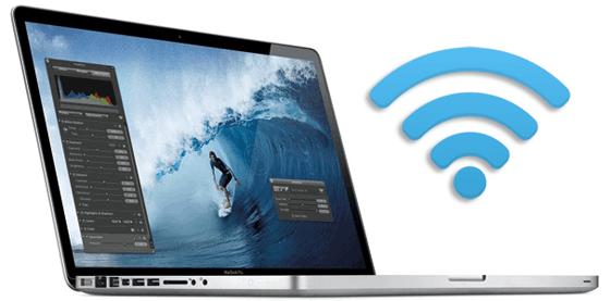MacBook Pro Wifi Password