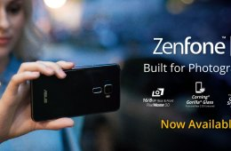 ZenFone 3 Available in ASUS Store