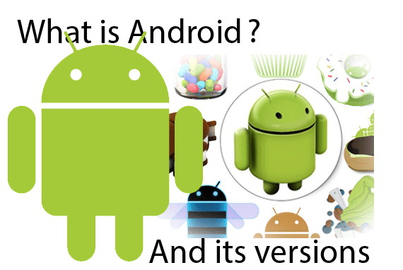 What is Android and How Android Version Names are given ?