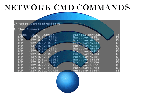 Best CMD Commands for Network troubleshooting