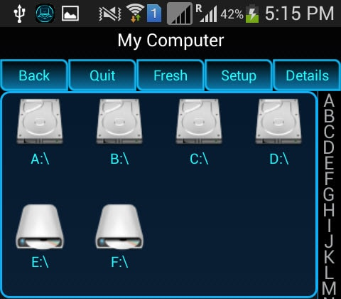 Acess-my-computer-using-Android-phone