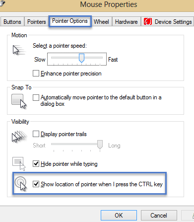 Display-cursor-position-min