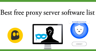 Best-free-proxy-server-software-list