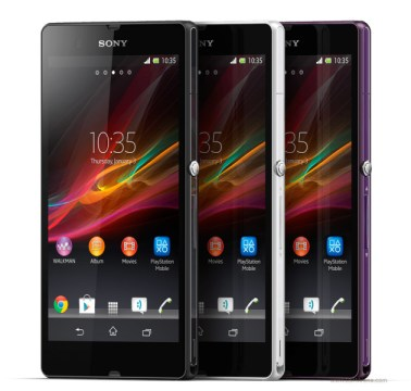 Sony-Xperia-Z-Colors