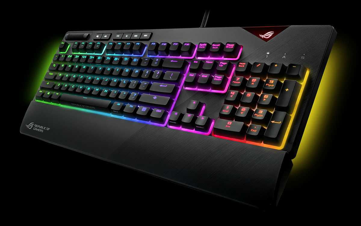 Claymore Wallpaper Hd Asus Rog Strix Flare Rgb Mechanical Keyboard With Cherry