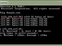 Find-the-IP-Address-of-websites-using-Command-Prompt