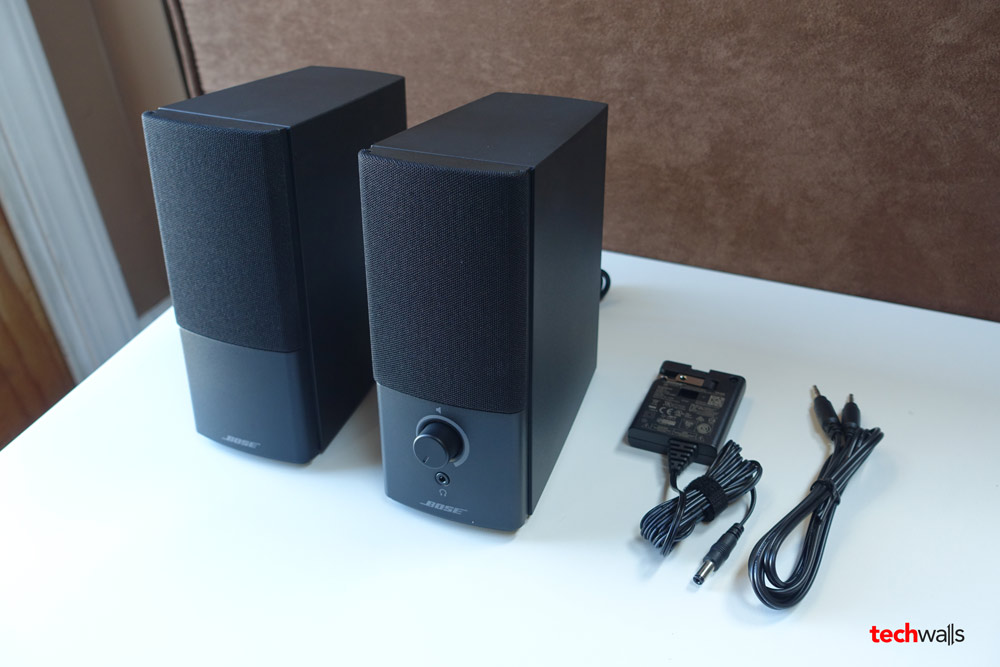Bose Companion 2 Series III Speaker System Review - the Cheapest and