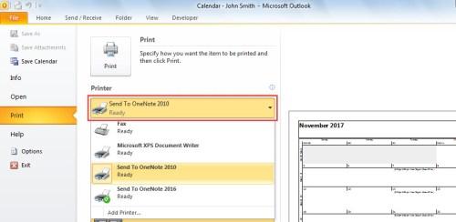 Convert Outlook Calendar To PDF  CSV Using Inbuilt Utility Of