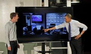 Barack Obama, Matt Wensing