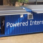 Solar-powered Internet School