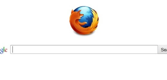 firefox default search