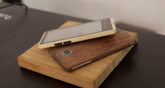 Adzero Bamboo phone
