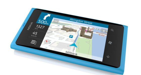 Nokia sued by Globetech, Nokia Maps