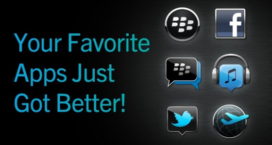BlackBerry Messenger, Blackberry Connected Apps