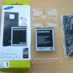 Samsung Galaxy S II Extended Battery