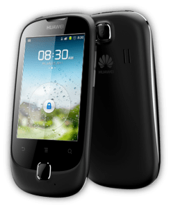 Huawei Ascend Y100 U8185