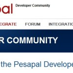 Pesapal Developer community website