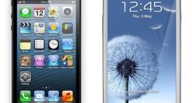 Galaxy S III vs iPhone 5