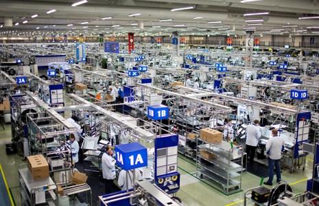 Nokia Salo Factory