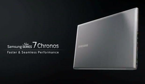 New Samsung Series 7 Chronos