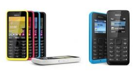 Nokia 301 Nokia 105