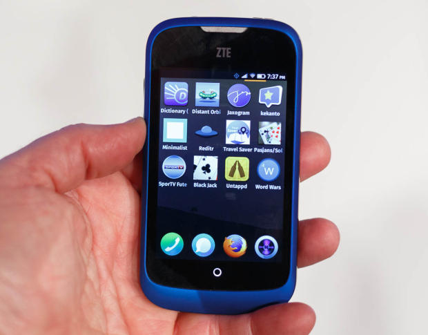 Coming Up: Another Firefox OS Device, ZTE Open