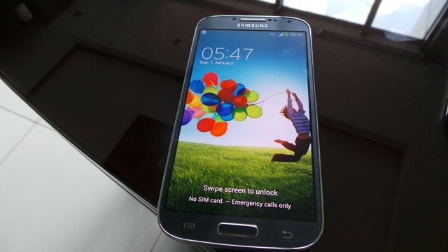 Samsung Galaxy S 4 Hands on preview [Gallery]