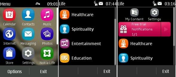 Nokia Life tools