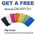 Galaxy S 4 Flip Cover