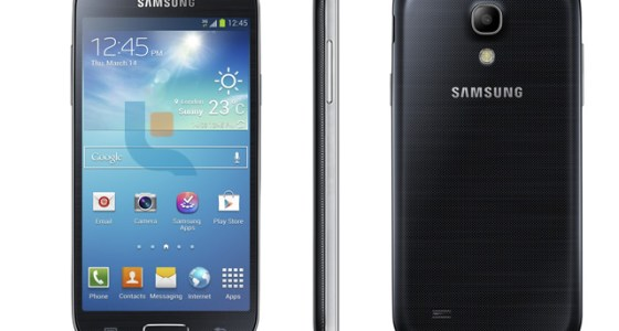 Galaxy S 4 Mini Black Frost