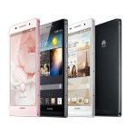 Huawei Ascend P6 group