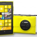 Lumia 1020 press