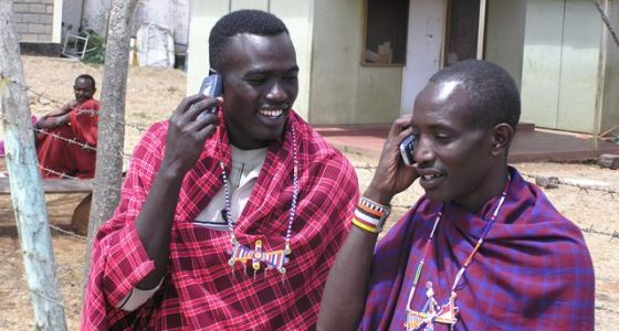 mobile phone kenya