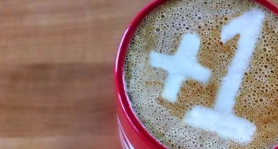 Coffee Google event
