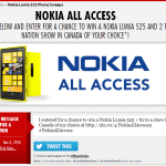 Nokia hints at Lumia 525