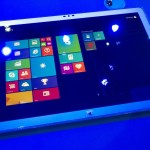 Panasonic's Toughpad is the first 20 inch 4K Windows 8 tablet in the world