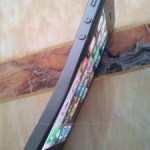 iPhone 5s bends 2