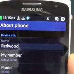 Samsung's Tizen device Z9005 RedWood gets a hands-on video