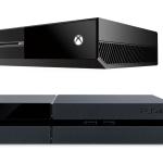 Xbox one Playstation 4