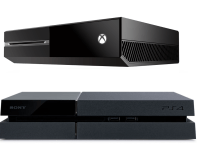 Xbox one Playstation 4